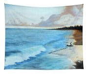 Eleutheran Seashore Tapestry