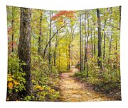 Elfin Forest Tapestry