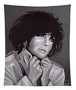 Elizabeth Taylor Tapestry