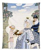 Elizabethan England Tapestry