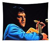 Elvis Presley 2 Painting Tapestry