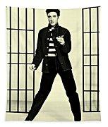 Elvis Presley Jailhouse Rock Tapestry