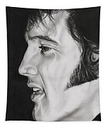 Elvis Presley  The King Tapestry