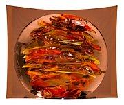 Ember Swirls  Fe1 Tapestry