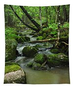 Emerald Forest Tapestry