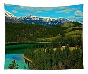 Emerald Lake - Yukon Tapestry