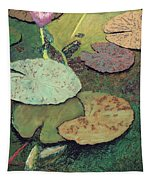 Emerald Pond Tapestry