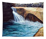 Emerald Pool Tapestry