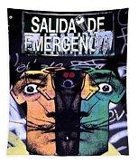 Emergency Dali Tapestry