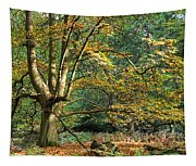 Enchanted Forest Tree Tapestry