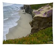 Enchanted Spaces California La Jolla Tapestry