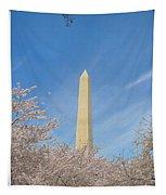 Enchanting Spring In Washington Tapestry