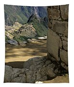 End Of Inca Trail Tapestry