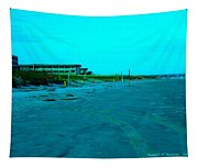 End Of The Day At Isle Of Palms Tapestry
