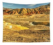 Endless Painted Hills Tapestry
