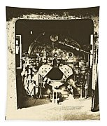 Engine Iron Tapestry