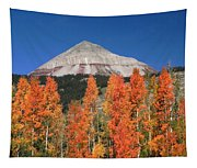 2d10688-engineer Mountain In Fall  Tapestry