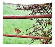 English Robin Tapestry