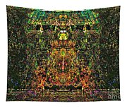 Enter The Darkside Tapestry