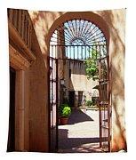 Entrances Tapestry