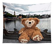 Epcot Bear Tapestry
