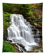 Erie Falls Tapestry