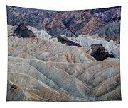 Erosional Landscape - Zabriskie Point Tapestry