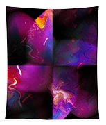 Erotic Forms Tapestry