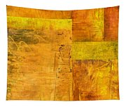 Essence Of Yellow Tapestry