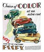 Essex Challenger Vintage Poster Tapestry