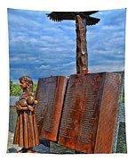 Essex County N J 9-11 Memorial 4 Tapestry