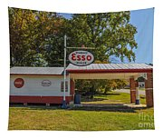 Esso Dealer Tapestry