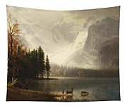 Estes Park Colorado Whytes Lake Tapestry