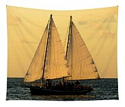 More Sails In Key West Tapestry