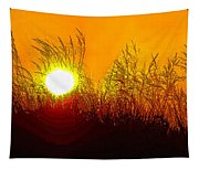 Evening Dunes Tapestry