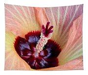 Evening Hau Blossom Tapestry
