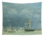 Evening Le Havre Tapestry