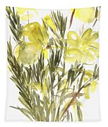 Evening Primroses Tapestry