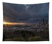 Evening Skies Light Tapestry