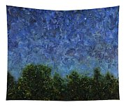 Evening Star - Square Tapestry