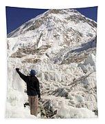 Everest Base Camp Tapestry