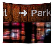 Exit Park Tapestry