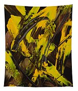 Expectations Yellow Tapestry