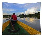 Exploring Amazonia Tapestry
