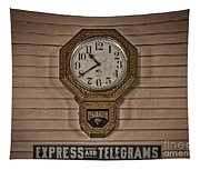 Express And Telegrams Tapestry