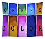 Express Color Tapestry