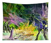 Expulsion Tapestry