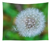 Extra Little Dandelion Wish Tapestry
