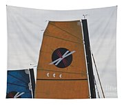 Extreme 40 Sail Detail Tapestry