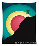 Extreme Disc Golf Tapestry